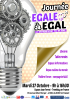 Affiche journee egale a egal edition 2015